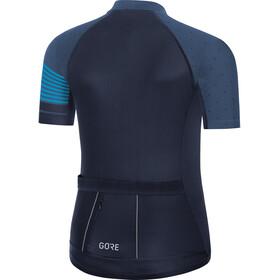 GORE WEAR C5 Jersey Dame orbit blue/deep water blue